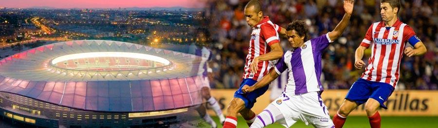 Entradas Atlético de Madrid - Valladolid